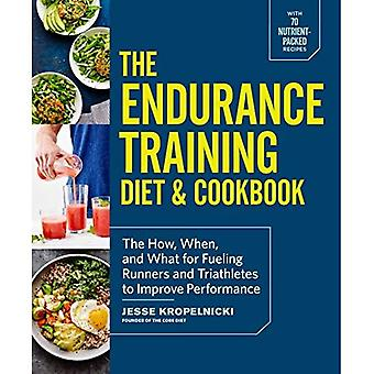 The Endurance Training Diet & Cookbook: The How, When, and What for Fueling Runners and Triathletes to Improve...