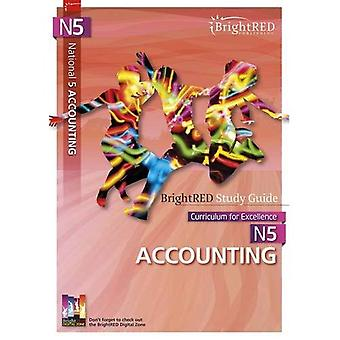 BrightRED Study Guide N5 Accounting
