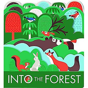 Dans la forêt [cartonné]