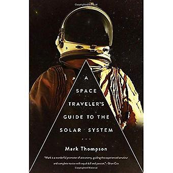 Een ruimte Traveler's Guide to the Solar System