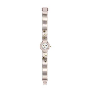 Hip Hop Analog quartz ladies Silicone wrist watch HWU0855