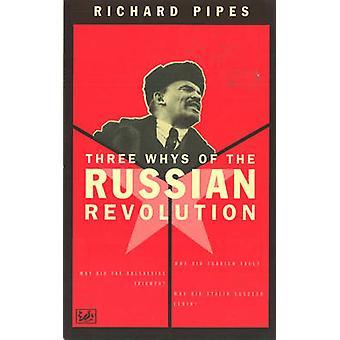 Drei Whys der russischen Revolution von Richard Rohre - 9780712673624 Buch