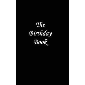 The Birthday Book Black by Bowman & N P
