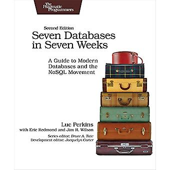 Seven Databases in Seven Weeks 2e by Luc Perkins - 9781680502534 Book