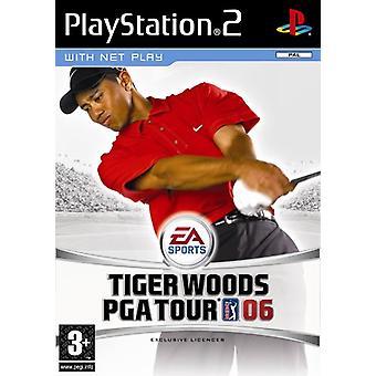 Tiger Woods PGA Tour 2006 (PS2) - Fabrik versiegelt