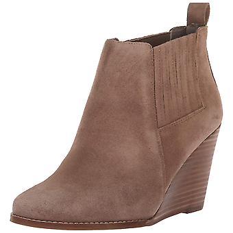 Jessica Simpson Womens Carolynn Leather Closed Toe Ankle Fashion Boots