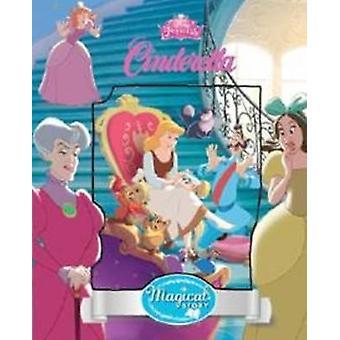 Disney Princess Cinderella Magical Story with Lenticular - 9781474813