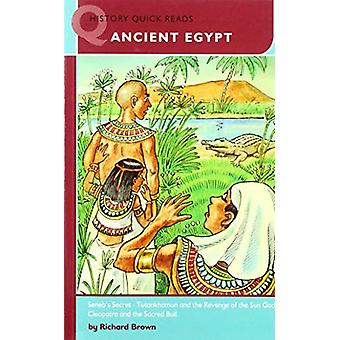 History Quick Reads - Ancient Egypt by Richard Brown - 9781871173994 B