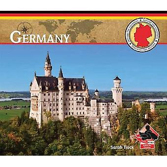 Germany by Sarah Tieck - 9781617838118 Book