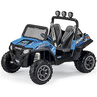 Peg Perego Polaris Ranger RZR 900 12v Jeep - Blue
