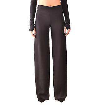 Ar Collezionimani Ezbc049132 Donne's Pantaloni in acetato nero