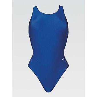 Uglies Solid Performance Back Swimwear For Girls