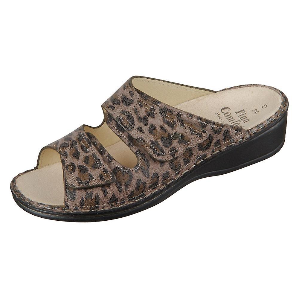 Finn Comfort Jamaika 02519484257 Chaussures Universelles Pour Femmes D'été