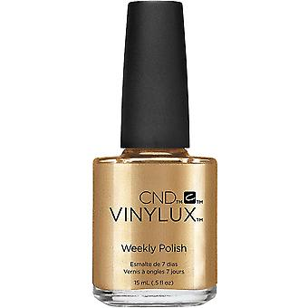 CND vinylux Craft Culture Weekly Nail Polish 2016 Colour Collection- Brass Button (229) 15ML