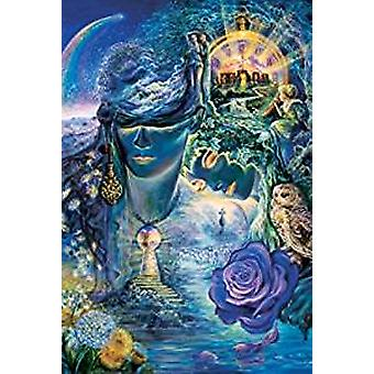 Affiche - Key's to Eternity - Wall Art P9504