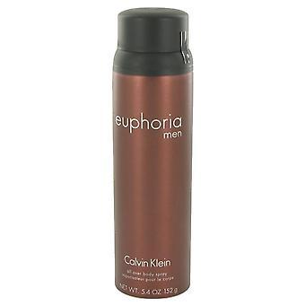 Euphoria body spray by calvin klein 532854 160 ml