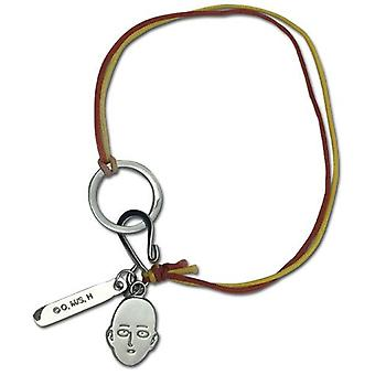 Bracelet - One Punch Man - Saitama Face New Licensed ge87173