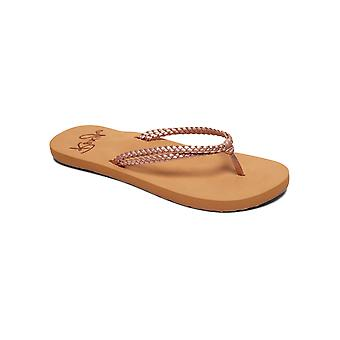 Roxy Young Womens Costas Casual Beach Sandals - Rose Gold