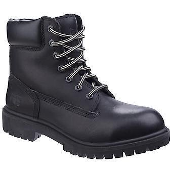 Timberland Pro Womens Direct Attach Lace up Safety Boot Black