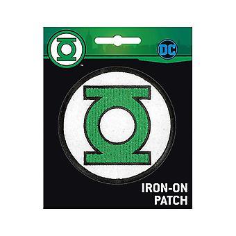 Grüne Laterne Symbol Patch