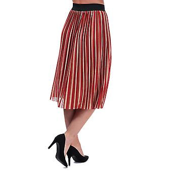 Womens Only Sway Stripe Rock In Ingwer Brot