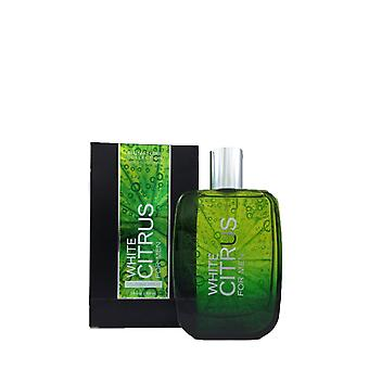 Bath & Body Works White Citrus For Men Cologne Spray 3.4 oz / 100 ml (2 Pack)