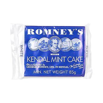 Nuovo Romney's Kendal Mint Cake 85g Blu