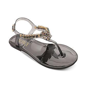 Xoxo naisten Joaniee avoin toe rento slingback sandaalit