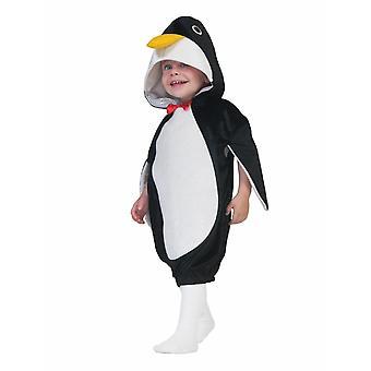 Costume per bambini pinguino pinguino Tunica Costume Bambini Carnevale Animal Costume