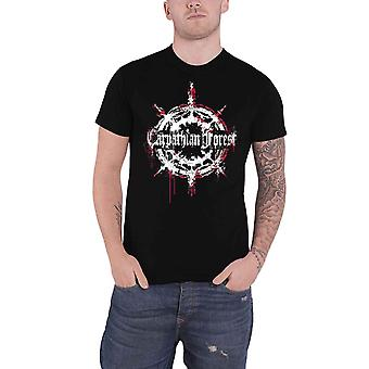 Carpathian Forest T Shirt Likeim Band Logo Black Metal new Official Mens Black