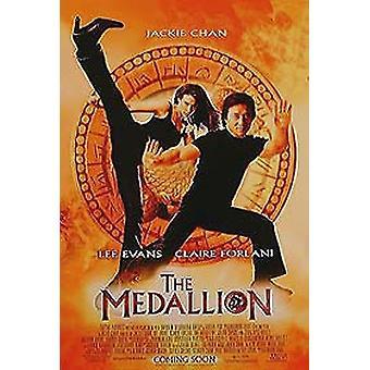 The Medallion (Single Sided Regular) Original Cinema Poster (Single Sided Regular) Original Cinema Poster (Single Sided Regular) Original Cinema Poster