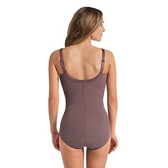 Anita 3555-769 Women's Comfort Fiore Berry Pink Non-Padded Non-Wired Firm/Medium Control Corselette