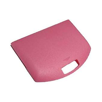 Battery door cover for sony psp 1000 series handheld games console fat phat replacement - pink
