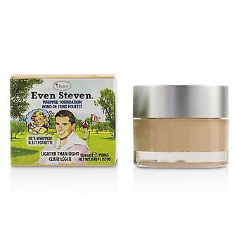 TheBalm Even Steven Whipped Foundation - # Lighter Than Light 13.4ml/0.45oz