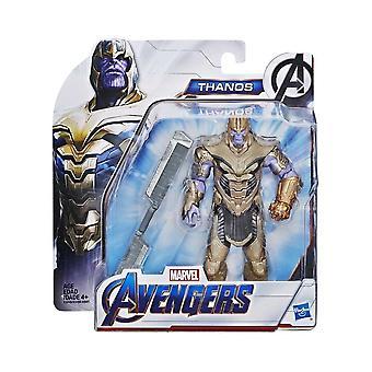 Marvel Avengers Thanos Deluxe Endgame 6 inch actie figuur