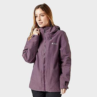 New Technicals Women's Gradient 3-in-1 Jacket Purple