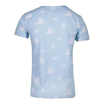 Difuzed Toy Story All Over Cloud T-Shirt - Mały (TS318030TOY-S)
