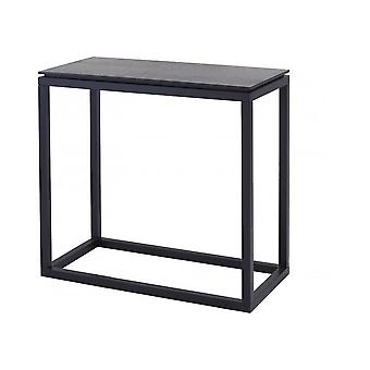 Gillmore Luxurious Wenge Small Console Table