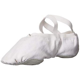 Bloch Mens Pump Cotton Low Top Slip On Dance Shoes