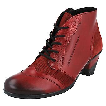 Ladies Remonte Ankle Boots D8789