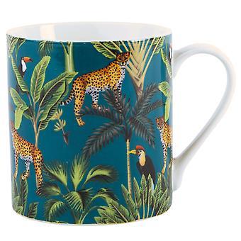 Navigate Madagascar Mug, Cheetah