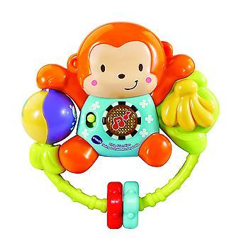 VTech vähän ystävyysotteluita Swing & ravista apina helistin
