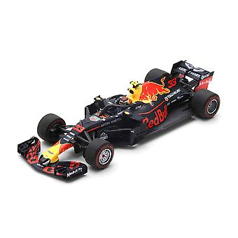 Red Bull Renault RB14 (Max Verstappen - Sieger Mexican GP 2018) Harz Modellauto