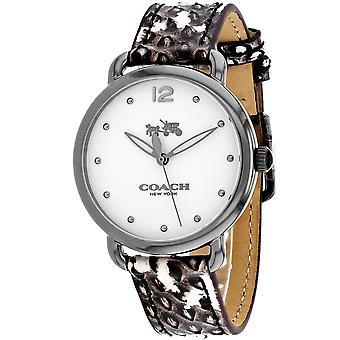 Coach Women-apos;s White Dial Watch - 14502712