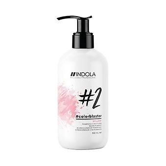Indola color blast willow (pink) 300ml