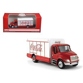 Coca Cola Beverage Truck 1/87 Diecast Model By Motorcity Classics