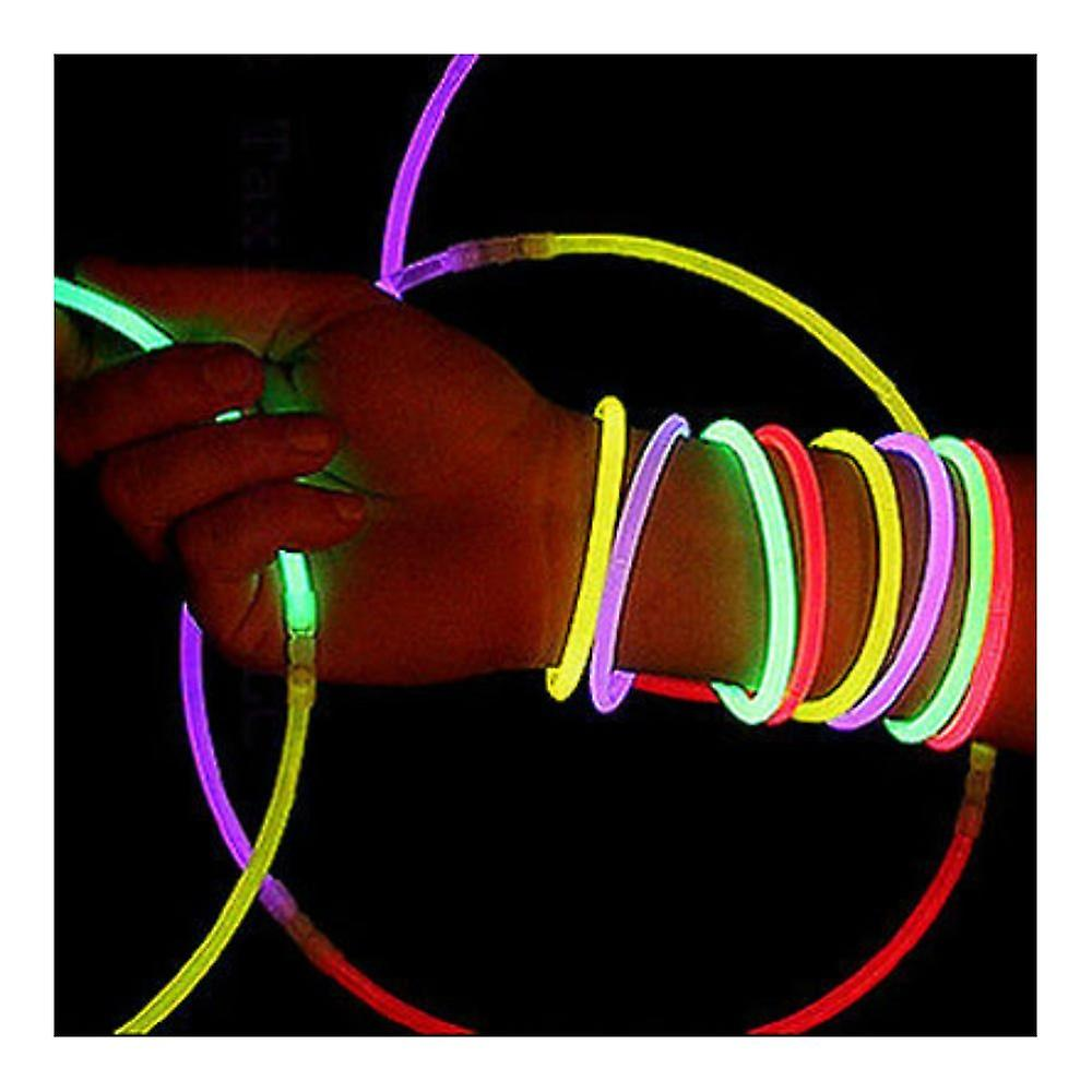 GLOWSTICK BRACELET glow stick halloween Luminous bracelet