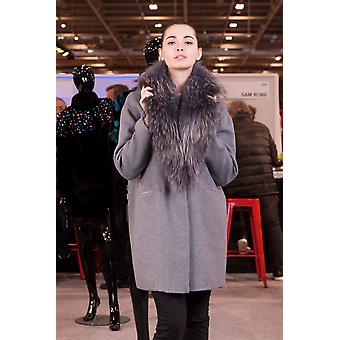 Grey Coat Sam-rone Woman WF57209