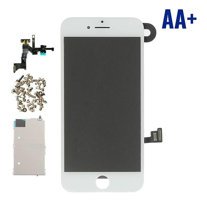 Stuff Certified® iPhone 8 Pre-assembled Screen (Touchscreen + LCD + Parts) AA + Quality - White