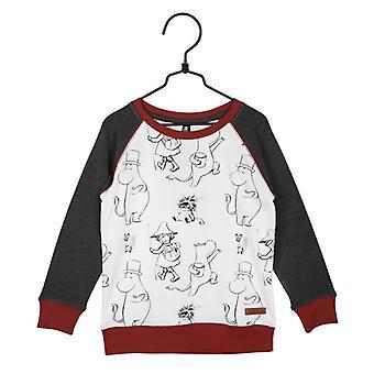 Moomin Penndrag shirt nvit, Martinex
